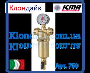 Icma Самопромывной Фильтр 1 1/4Х1 1/2