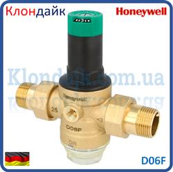 Редуктор Давления Honeywell D06F 3/4A С Пластиковым Фильтром