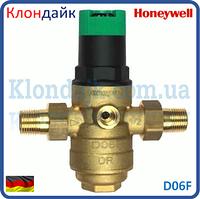 Редуктор давления Honeywell D06F 1/2B (с латунным фильтром)