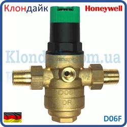 Редуктор Давления Honeywell D06F 3/4B (С Латунным Фильтром)
