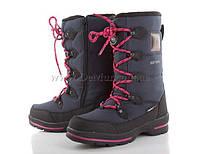 Дутики детские зимние (32-36) Style-Baby-402-SB-907-6U