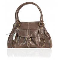 11-22 Шоколадная женская сумочка кожа Primark Atmosphere Hekjejb