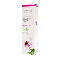Уход за полостью рта Melica Organic Зубная паста Melica Organic с экстрактом эхинацеи 100 мл