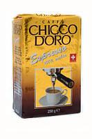 Молотый кофе Chicco D'Oro Espresso, 250 г