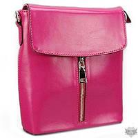 Женская летняя сумка-планшет из кожи