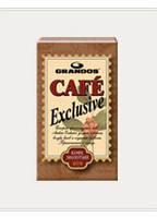 Кофе (250 гр) GRANDOS  Эксклюзив молотый