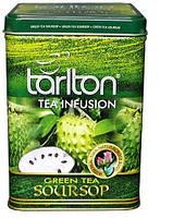Чай Тарлтон с саусепом (зеленый) ж\б 250 гр