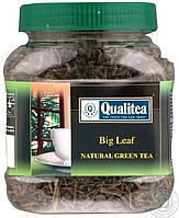 Чай Qualitea Зеленый листовой чай 200 гр п/б