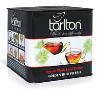 "Чай черный Тарлтон ""ПУ ЭР"" ж\б 200 г"