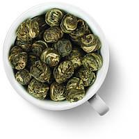 Китайский зеленый чай Люй Лун Чжу (Жемчужина Дракона большая)