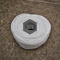 Веревка полипропиленовая (самокрут) диаметр 4 мм длина 200 метров, фото 1