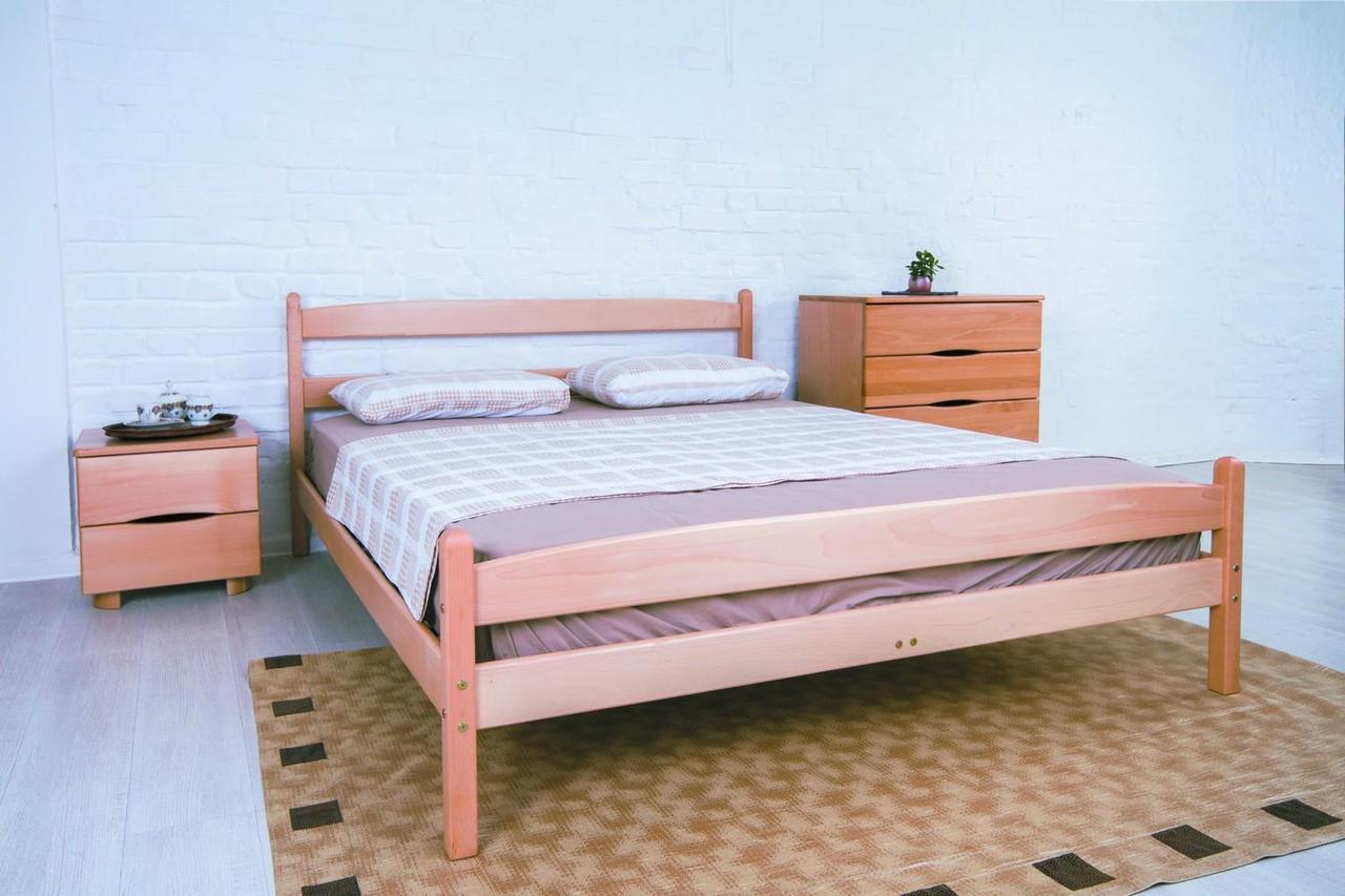 Кровать деревяная Лика ФМ Олимп 120х190