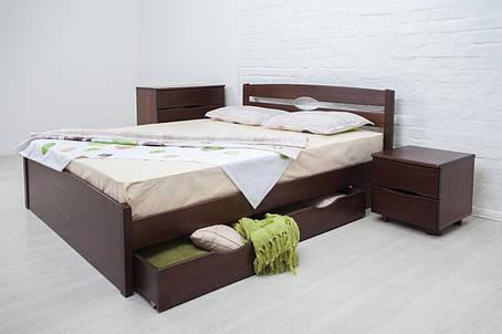 """Ліжко полуторне Олімп """"Ліка LUX з ящиками"""" (120*190), фото 2"""