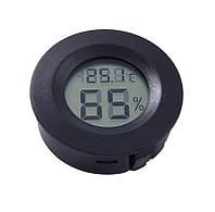 Термометр гигрометр круглой формы, 40мм-TDN