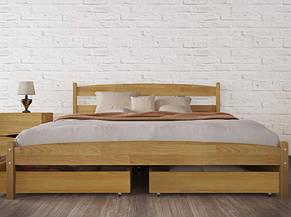 """Кровать двуспальная Олимп """"Лика без изножья с ящиками"""" (160*200), фото 2"""