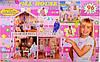 Кукольный домик для Барби N53 Doll House 96 деталей