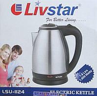 Электрический чайник Livstar Lsu-1124, 1800Вт-TDN