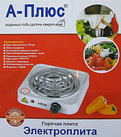 Электроплита А-плюс Hp 2101, 1000Вт-TDN