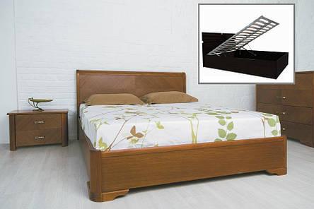 """Кровать полуторная Олимп """"Милена с подъемным механизмом"""" (140*190), фото 2"""