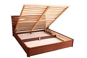 """Ліжко двоспальне Олімп """"Маріта N з підйомним механізмом"""" (200*200), фото 2"""