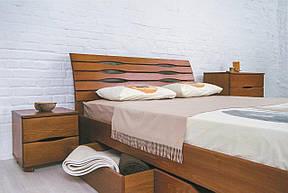 """Ліжко двоспальне Олімп """"Маріта LUX з ящиками"""" (160*200), фото 2"""