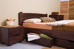 """Ліжко полуторне Олімп """"Софія V з ящиками"""" (120*200), фото 2"""