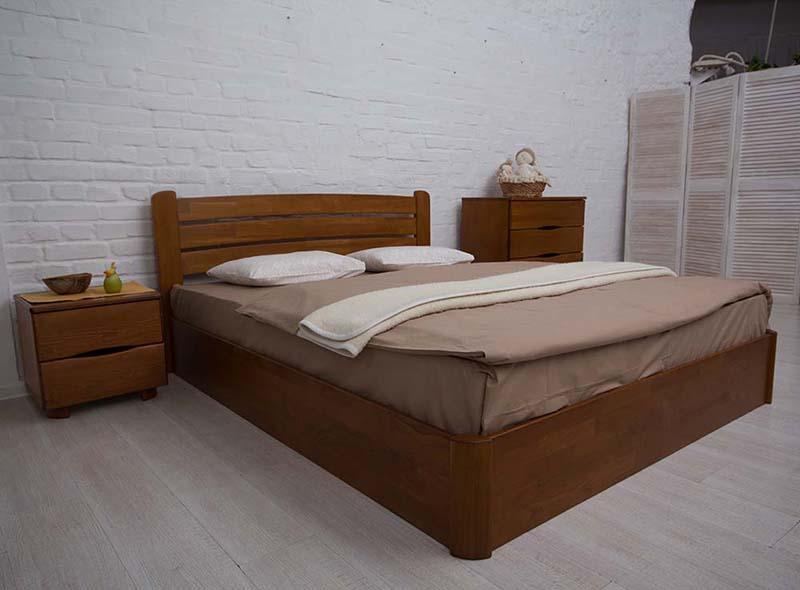 """Ліжко полуторне Олімп """"Софія V з підйомним механізмом"""" (120*190)"""