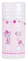 Термоконтейнер Ceba Baby Jumbo 70*80*230мм универсальный розовый (кошечки)
