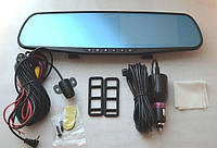 Автомобильный видеорегистратор Dvr 138w зеркало с камерой заднего вида-TDN