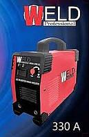Сварочный инвертор Weld Iwm Mma-330, кейс-TDN