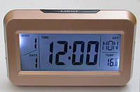 Настольные часы Kenko Kk-2616 с подсветкой-TDN