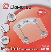 Напольные весы Scale 2003a до 180 кг (шаг 0,1 кг)-TDN