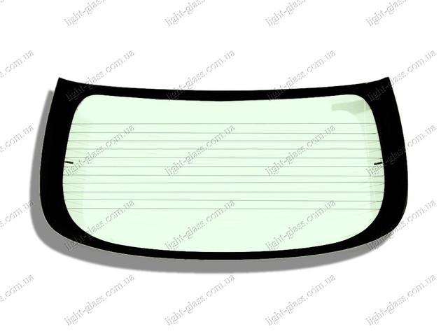Заднее стекло Daihatsu Cuore L251 Дайхатсу Куоре (Хетчбек) (2003-2009)