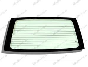 Заднее стекло Fiat Doblo Фиат Добло (Цельное) (2010-)