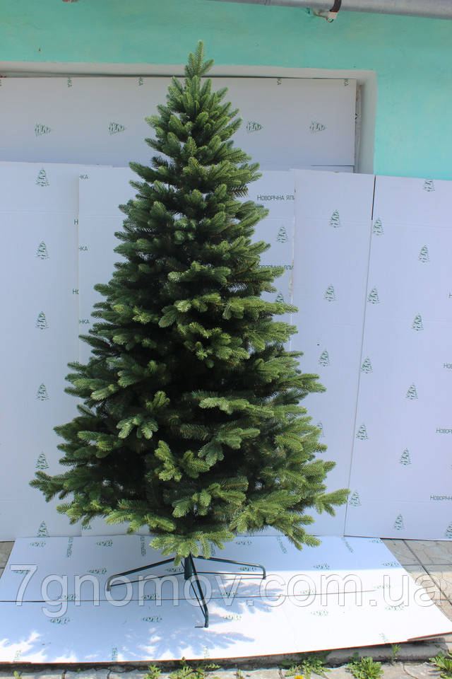 Искусственная елка литая с ПВХ  Диана 2.20