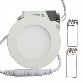 Светильник светодиодный встраиваемый Ledex 12W 960lm 3000К 170*13мм (102105), фото 2