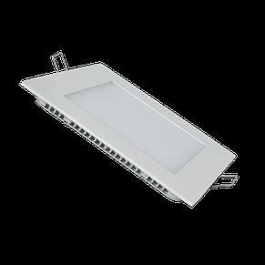 Светильник светодиодный встраиваемый Ledex 3W 240lm 4000К 85*85*13mm (102209), фото 2