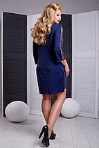 1d808a177f6ee71 Женское вечернее платье из люрекса больших размеров (Магда lzn ) , фото 3