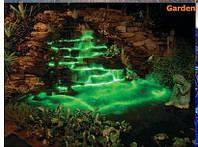 Подсветка бассейнов, фонтана садовая герметичная в комплекте с блоком питания 1 м монохроm 078n 211233