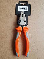 Плоскогубці STARKE 180 mm