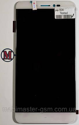 LCD модуль Prestigio Grace Z3  PSP3533 белый, фото 2