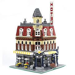 "Конструктор Lele 30012 (аналог Lego Creator 10182 ) ""Кафе на углу"", 2133 дет"