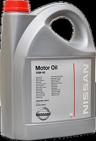 Моторное масло Nissan 10W-40 5л (KE900-99942) 5 л