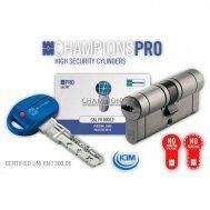 Цилиндр Champions PRO 72 CP4D3636 ключ/ключ