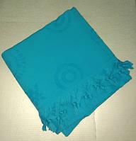 Tivolyo Home  полотенце CIRCLE голубой