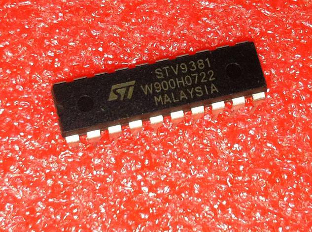 Микросхема STV9381, фото 2