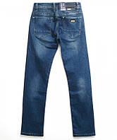 Мужские зауженные и потерные джинсы оптом