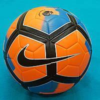 Мяч футбольный Nike Pitch Premier League 2017 (оранжево-черный)