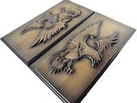 Деревянные нарды ручной работы, фото 1