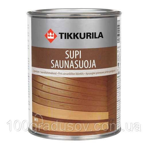 Пропитка для стен Tikkurila (0.9Л)